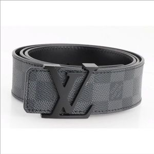 LV ladies signature belt